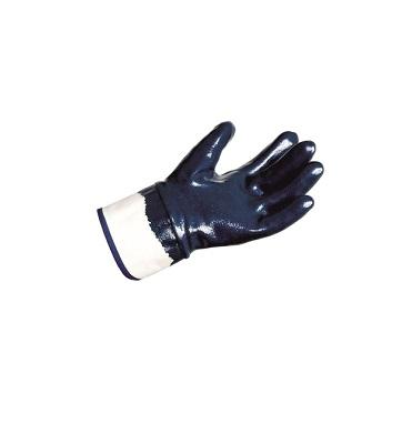 Перчатки МБС с жестким манжетам полное покрытие