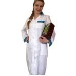 Купить халат женский «Аптекарь»