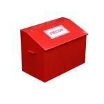 Купить ящик пожарный для песка 0,12 м2