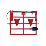 Купить щит пожарный открытого типа