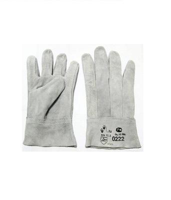 Перчатки сварщика спилковые короткие «Стандарт»
