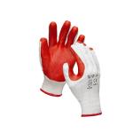 Купить перчатки трикотажные с нитрильным каучковым напылением «Вулкан»