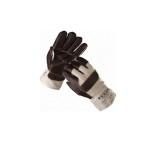 Купить перчатки кожа + х/б «Зима»