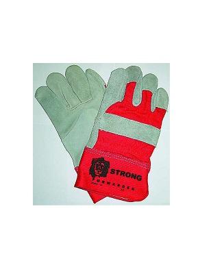 Перчатки комбинированные (спилок + х/б) «Forwarder»