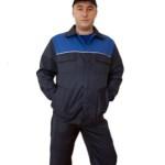 Купить костюм «Вектор» (грета) синий.