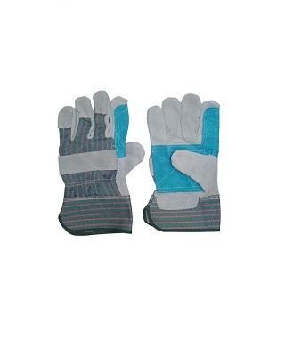 Перчатки комбинированные (спилок + х/б) «Экстра усиленные»