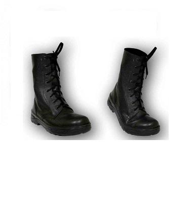 Ботинки кожаные ПУП