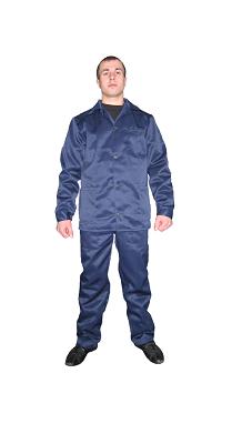 Костюм рабочий (Грета) синий
