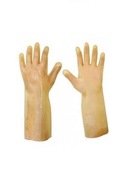 Перчатки д/э бесшовные