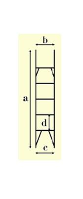 Лестницы для предприятий Укртелекома