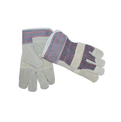 Перчатки комбинированные (спилок + х/б) «Стандарт»
