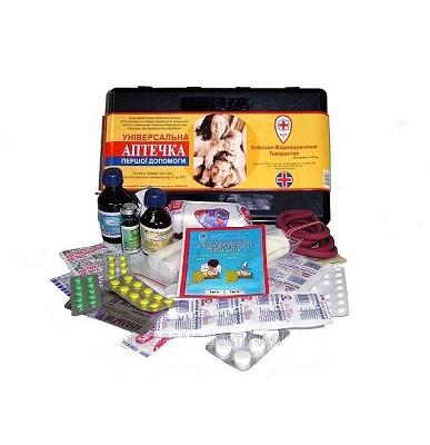 Аптечка первой помощи «Универсальная – 2»