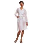 Купить халат рабочий бязь (белый)