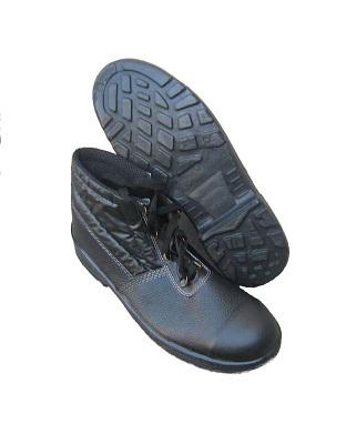 Ботинки кожаные ПУП с металлическим подноском