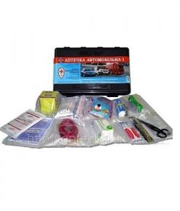 Аптечки автомобильные тип 1
