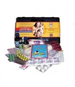 Аптечка первой помощи «Универсальная – 1»