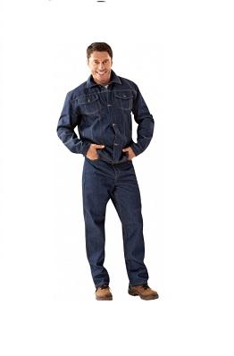 Костюм джинсовый модельный