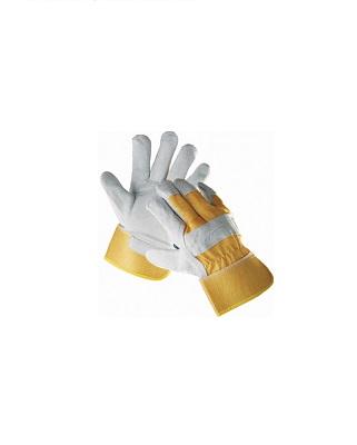 Перчатки комбинированные (спилок + х/б) «Экстра»